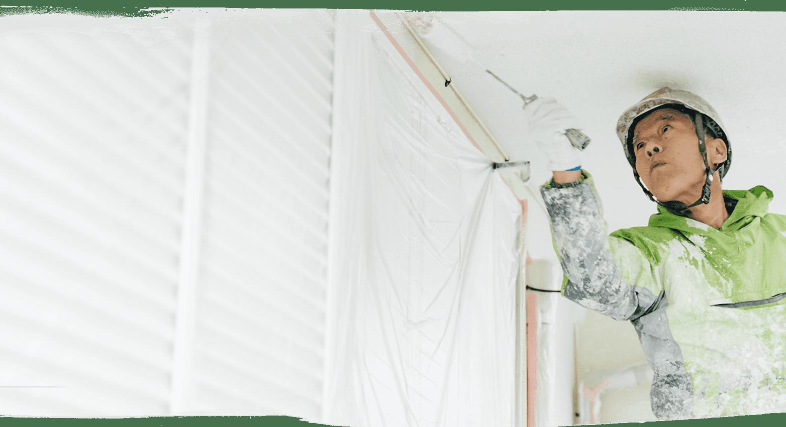 墨田区の外壁や屋根に、安心して任せられる高品質・適正価格な塗装を。