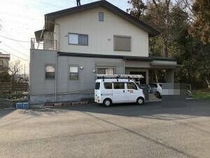 千葉県流山市のH様邸2階建て屋根外壁塗装工事