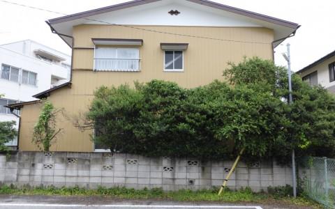 柏市のI様邸瓦棒屋根葺き替え及び軒天改修・外壁塗装工事
