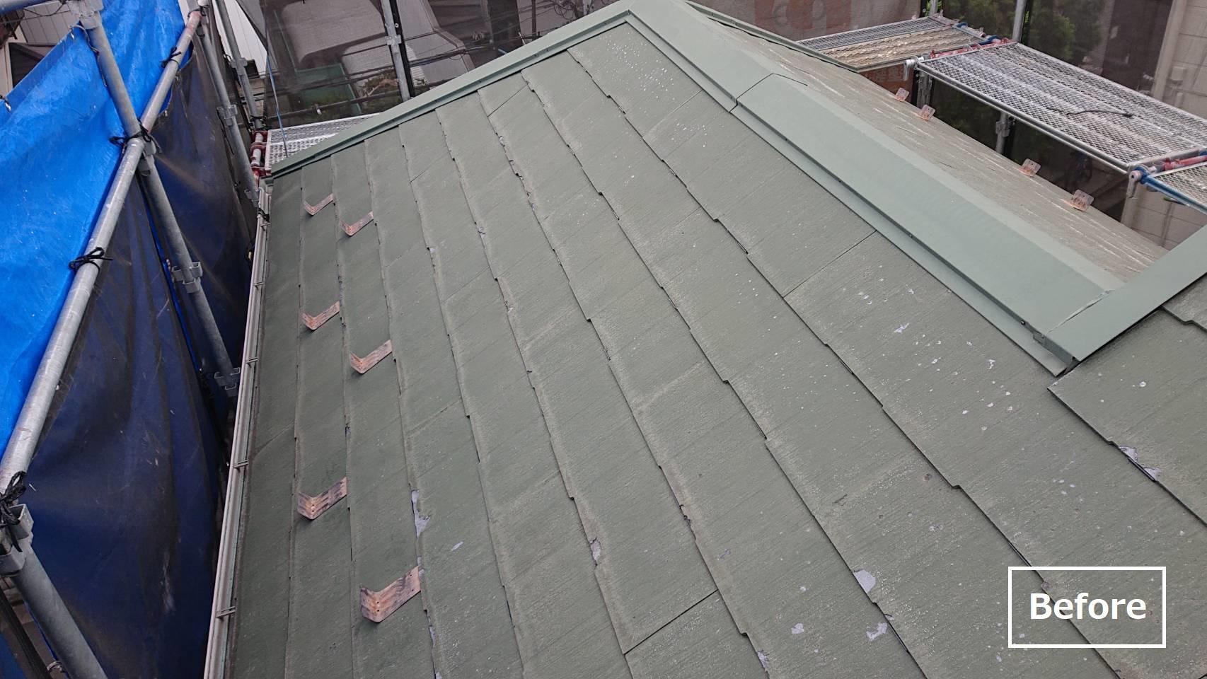 墨田区S様邸 屋根外壁塗装工事