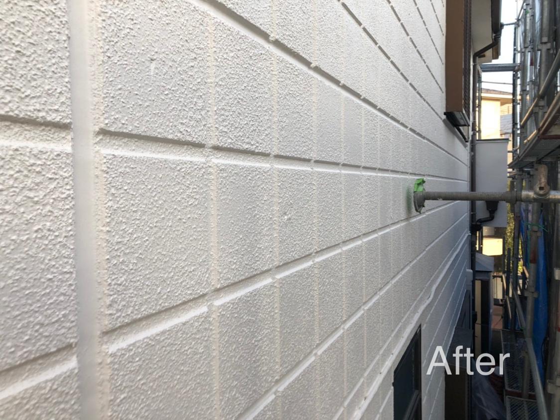 世田谷区M様邸 屋根外壁塗装工事