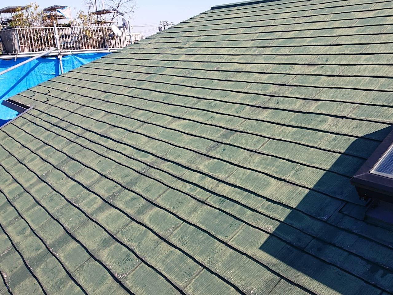 世田谷区T様邸 外壁屋根塗装工事