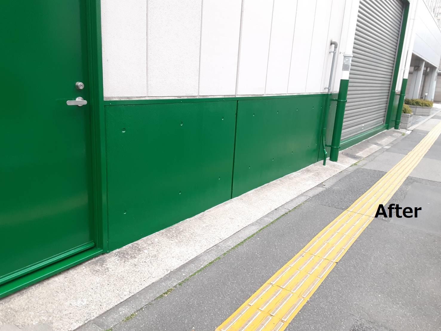 墨田区企業様 倉庫内部改修工事